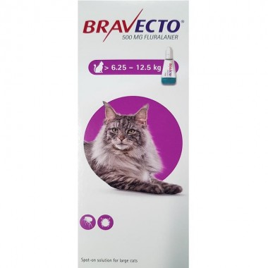 Bravecto Spot-on Chat 500mg...
