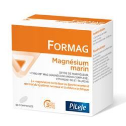 Formag Magnésium Marin Boîte de 90 comprimés