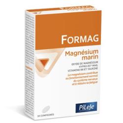 Formag Magnésium Marin Boîte de 30 comprimés