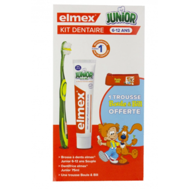 Elmex Junior Kit Dentaire...