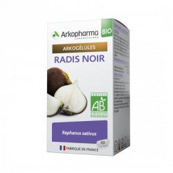 Arkogélules Bio Radis Noir Boîte de 45 gélules