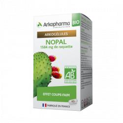 Arkogélules Bio Nopal Boîte de 45 gélules