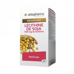Arkogélules Lecithine de Soja Boîte de 45 gélules