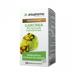 Arkogélules Garcinia Boite de 45 gélules