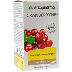 Arkogélules Cranberryne Boîte de 150 gélules