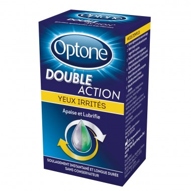 Optone Double Action Yeux...