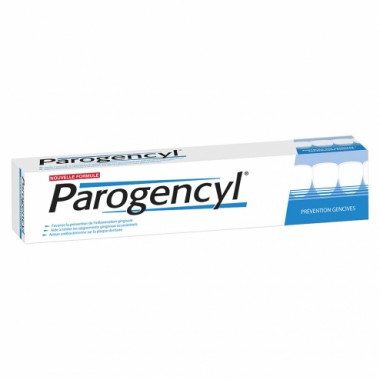 Parogencyl Dentifrice Prévention Gencives Tube de 75ml
