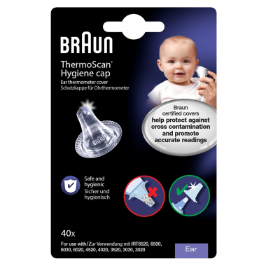 Braun Hygiene Caps Embouts...