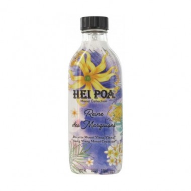 Hei Poa Pur Monoï Collection Reine des Marquises 100ml