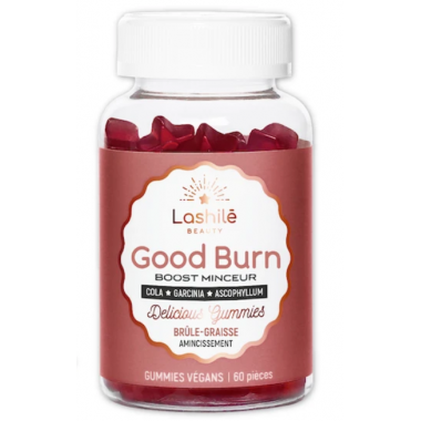 Lashilé Beauty Good Burn 60...