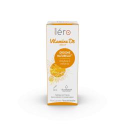 Léro Vitamine D3 d'Origine...