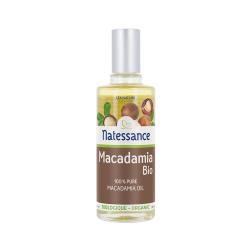 Natessance Huile de Macadamia Bio 50ml