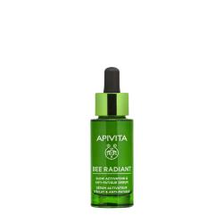 Apivita Bee Radiant Sérum Activateur d'Éclat et Anti-fatigue 30ml disponible sur Pharmacasse