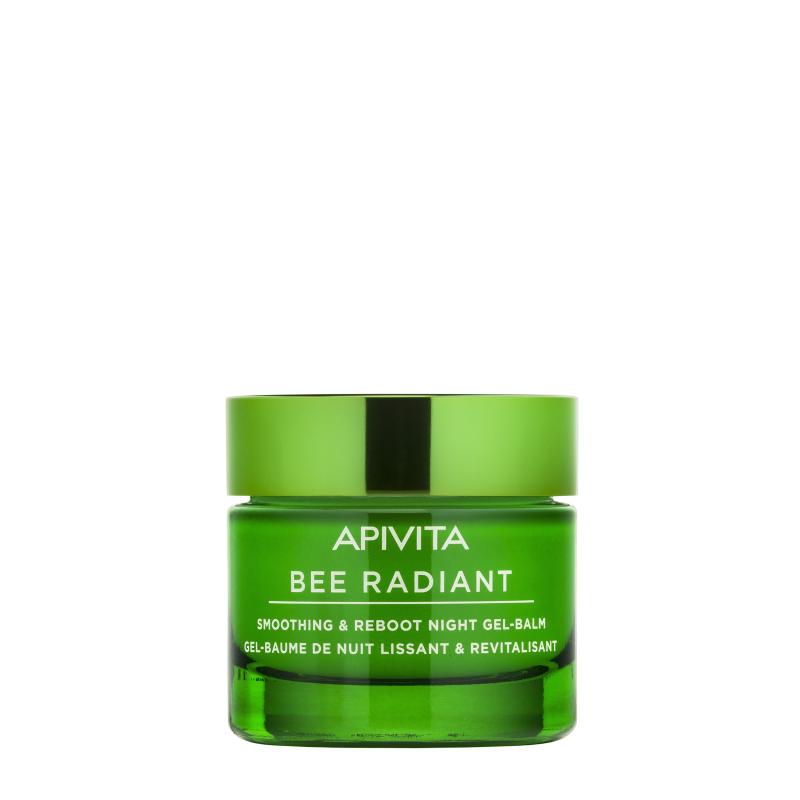 Apivita Bee Radiant Gel-Baume Nuit Lissant et Régénérant 50ml disponible sur Pharmacasse