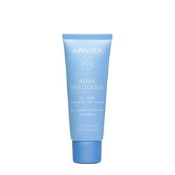 Apivita Aqua Beelicious Gel-Crème Hydratant Non Gras Texture Légère 40ml disponible sur Pharmacasse