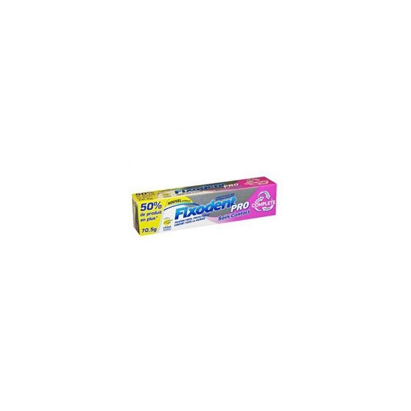 FIXODENT Pro complet soin confort  70.5g disponible sur Pharmacasse