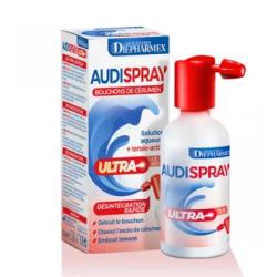 Audispray Ultra Bouchons de...