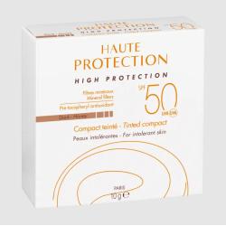 Avène Solaire Haute protection Compact teinté Doré SPF 50