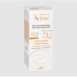 Avène Solaire Très haute protection Crème minérale SPF 50 50ml