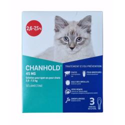Chanhold 45mg pour Chats de...