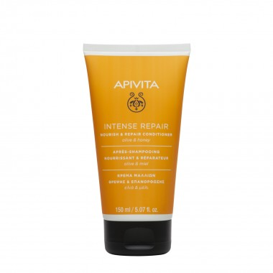 Apivita Après-shampoing Nourrissant et Réparateur pour Cheveux Secs et Abîmés 150ml disponible sur Pharmacasse