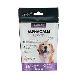 Alphacalm Tasty pour Chiens...