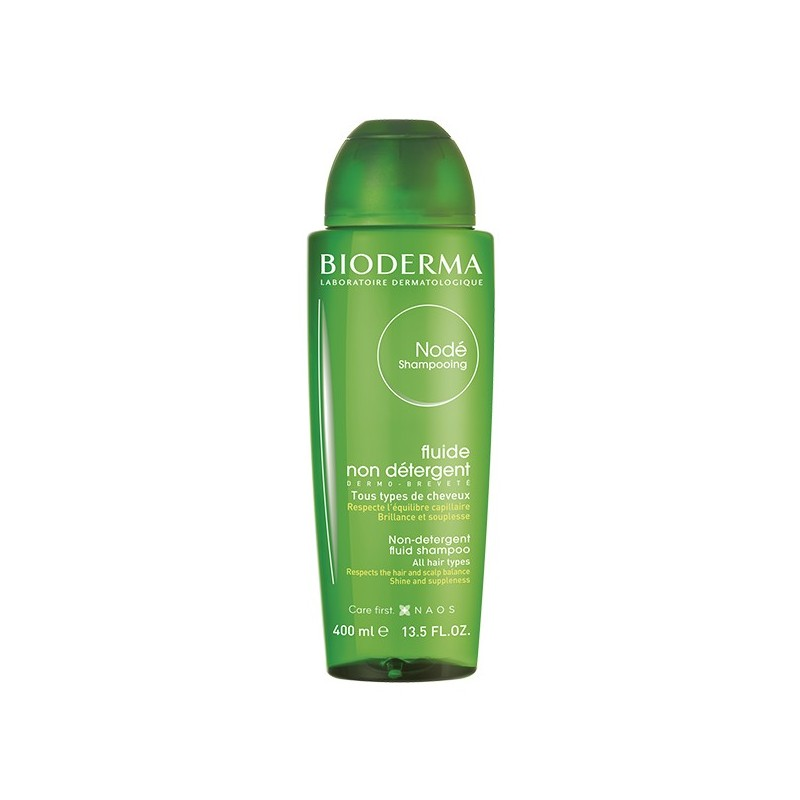 Bioderma Nodé Shampoing Fluide Non Détérgent 400ml disponible sur Pharmacasse
