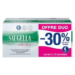 Saugella Cotton Touch Nuit...