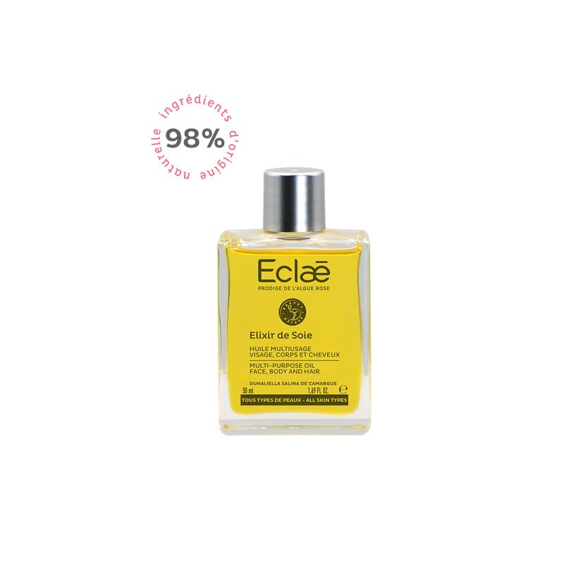 Eclaé Huile Sèche Elixir de Soie 50ml disponible sur Pharmacasse