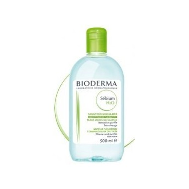 BIODERMA Sébium H2O solution micellaire 500ml