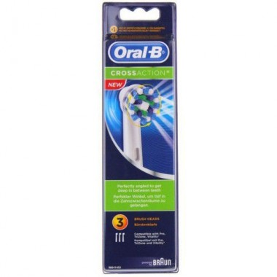 ORAL-B Brossettes cross action boite de 3
