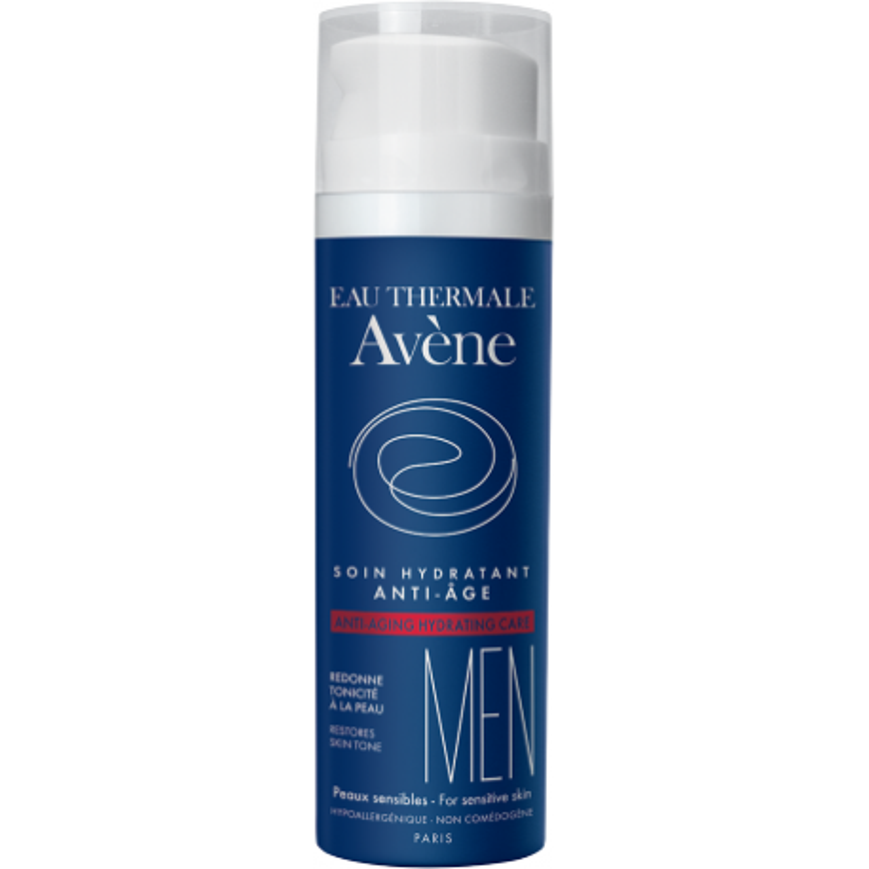 AVENE Soins hydratant anti age men 50ml disponible sur Pharmacasse