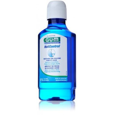 SUNSTAR GUM Halicontrol bain de bouche 300ml