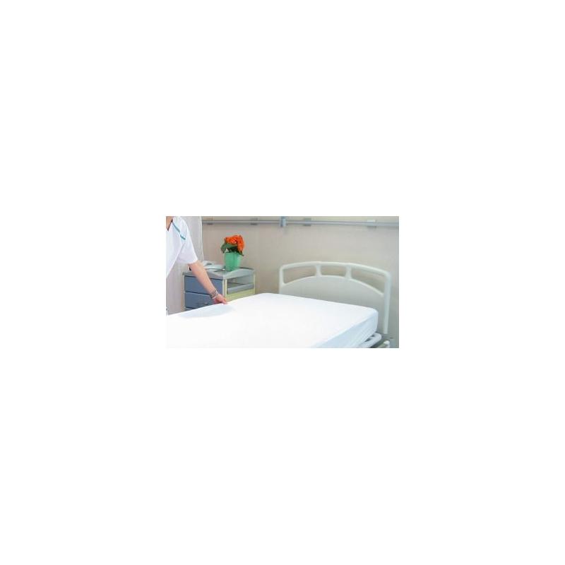 Drap house film polyuréthane lit bariatrique 120-190cm disponible sur Pharmacasse