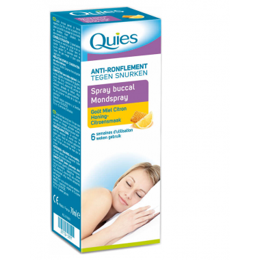 QUIES Spray buccal...
