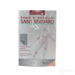 SAINT-BERNARD emplâtre américain 15 x 22 cm
