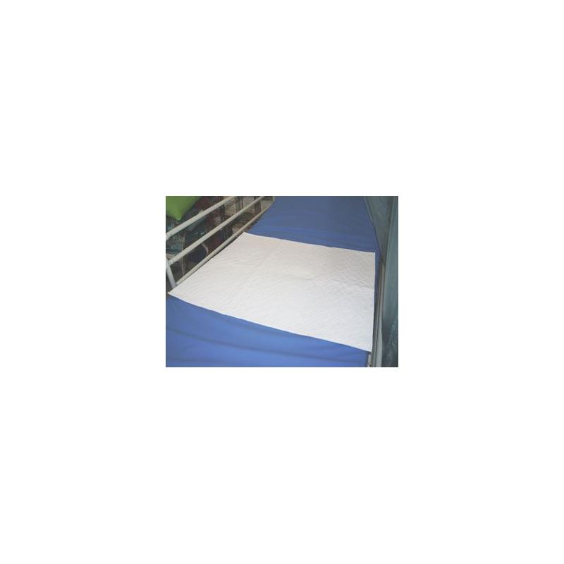 Alèse de lit réutilisable disponible sur Pharmacasse