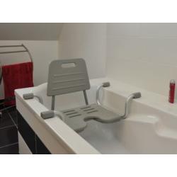 Dossier de siège de bain suspendu cap vert