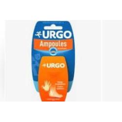 URGO Ampoules doigt/orteil seconde peau boîte de 6 pansements