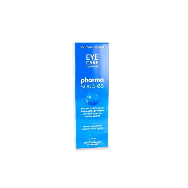 EYE CARE solution lentilles disponible sur Pharmacasse