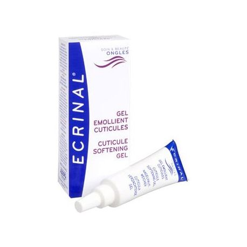 ECRINAL Ongles Gel Emollient Cuticules 10ml disponible sur Pharmacasse