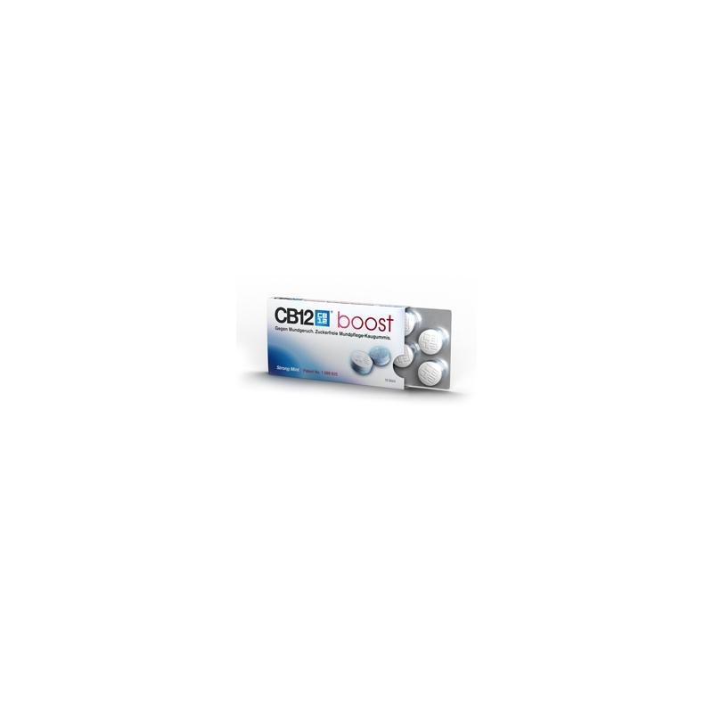 CB12 Boost 10 gommes à mâcher disponible sur Pharmacasse