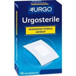 URGOSTERILE pansement stérile adhésif 20X9