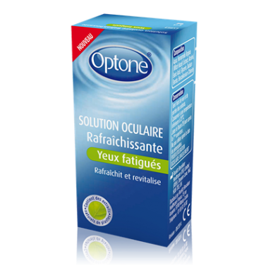 OPTONE solution oculaire pour yeux fatigués