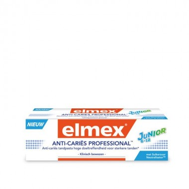 ELMEX Junior Anti-Caries Professional T75ml