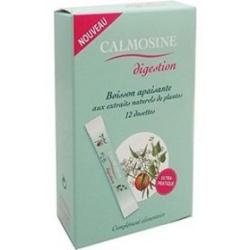 CALMOSINE DIGESTION BOISSON BIO - 12 DOSETTES DE 5 ML