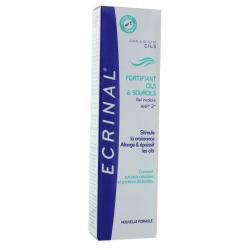 ECRINAL GEL  FORTIFIANT CILS/SOURCILS 9 ML
