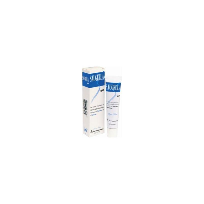 SAUGELLA GEL HYDRATANT LUBRIFIANT USAGE INTIME 30ML disponible sur Pharmacasse