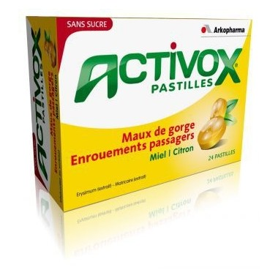 ACTIVOX Pastilles sans...