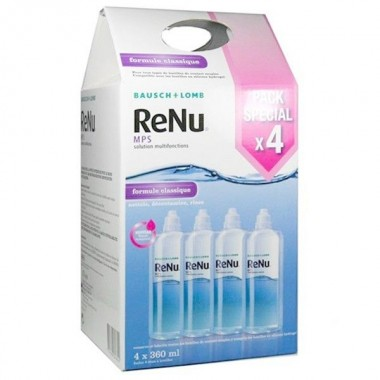 RENU MPS PACK 4x360ml